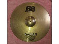 "Sabian B8 20"" ride"