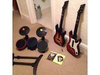 XBox 360 Guitar hero bundle