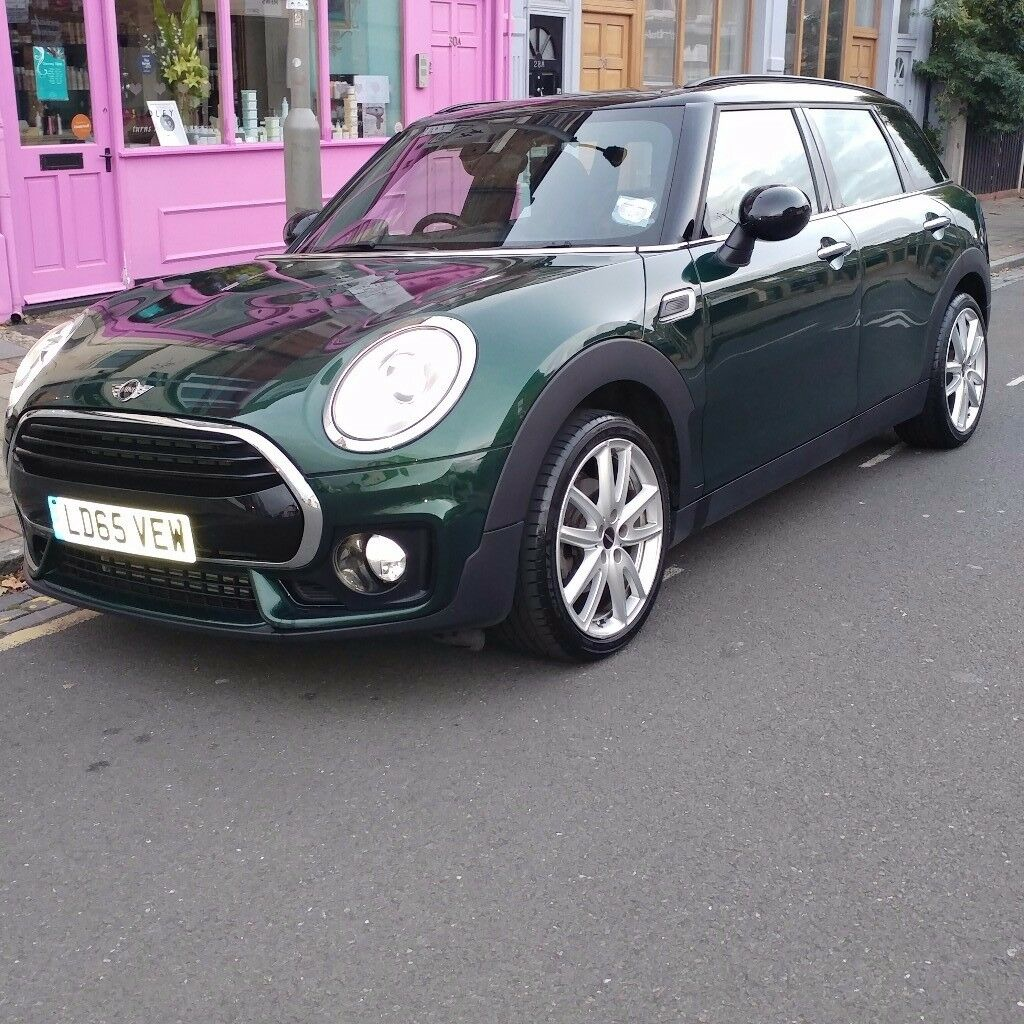 Stunning new Mini Clubman for sale