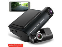 Thinkware F800 Pro-1CH 1080P HD DVR Dash Cam with WiFi front camera