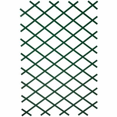 Nature Trellis Plastic Green 100x300 cm Wall Climbing Plant Support 6040706
