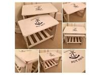 Nautical Nest of Tables