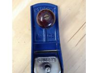 RECORD Hand Plane size 06 in Excellent Condition