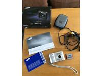 Samsung Catch Nv30 Camera