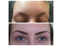 Special Offer Semi-Permanent Eyebrows - Wake up with beautiful brows everyday! £100 (Retouch £50)
