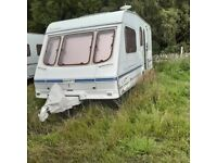 Swift tiree touring caravan