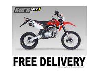 KURZ RT1 125 Enduro - Pit Bike - Learner Suitable - Pitbike - Road Legal