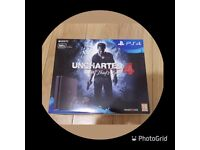SWAP NEEDED - PS4 UNCHARTED BUNDLE