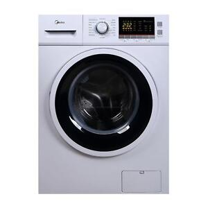 Midea All in one ventless washer/dryer combo(Laveuse/Sécheuse combinée) (2.02Cu.ft, 15.4LB/7.0Kg)