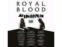 Royal Blood - Friday 17th November - Leeds First Direct Center