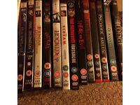 Horror DVDs