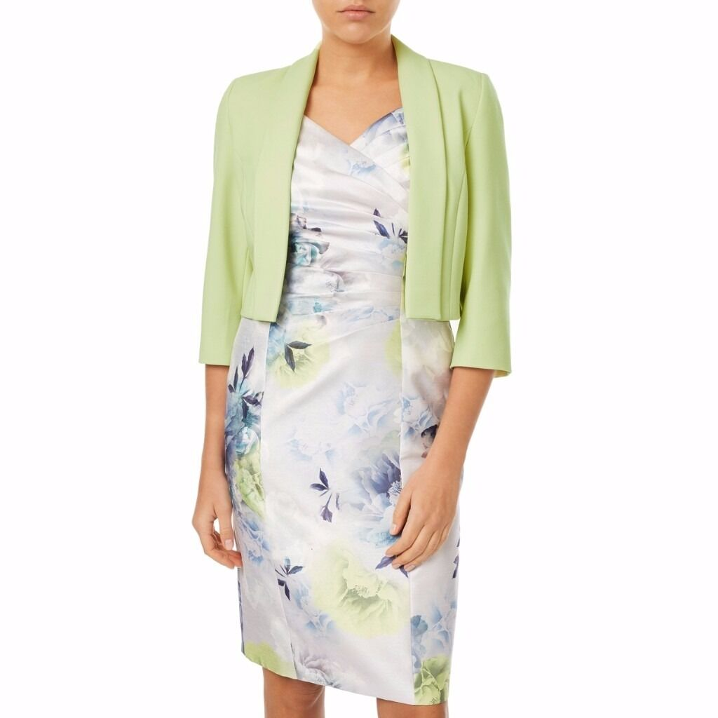 JACQUES VERT Dress and Jacket - this Season (Bridal or Occasion Outfit) | in Derby Derbyshire ...