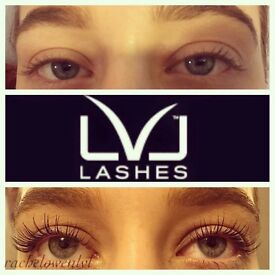 LVL LASHES (Manchester mobile)