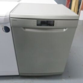 Kenwood KDW60S16/A Freestanding Full Size Dishwasher in Silver