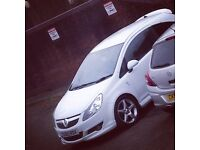 White corsa D sri 2010 1.4 brilliant condition low milage great 1st car must see!!