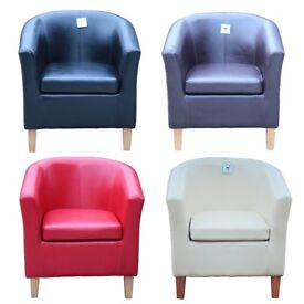 All New Tub chairs reduced to clear, from £89 available now