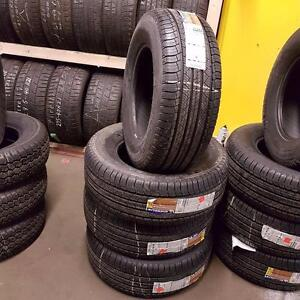 SET OF 4 NEW TIRES 255/65R16