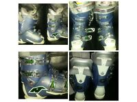 Skiing nordica ski boots olympiia size 240 - 245 285 mm read below & compare online prices £40