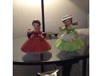 2 Josef originals ornaments.