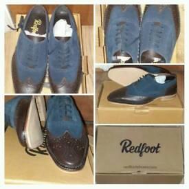 Brand New Boxed Gatsby Brogue Shoe