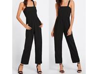 Black Jumpsuit (SMALL)
