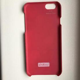 Cath Kidston red phone case