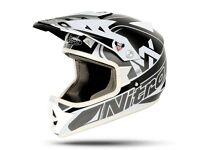 New Nitro Raider Kids Motocross Helmet