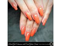 Nail Services inc Manicure and Extensions