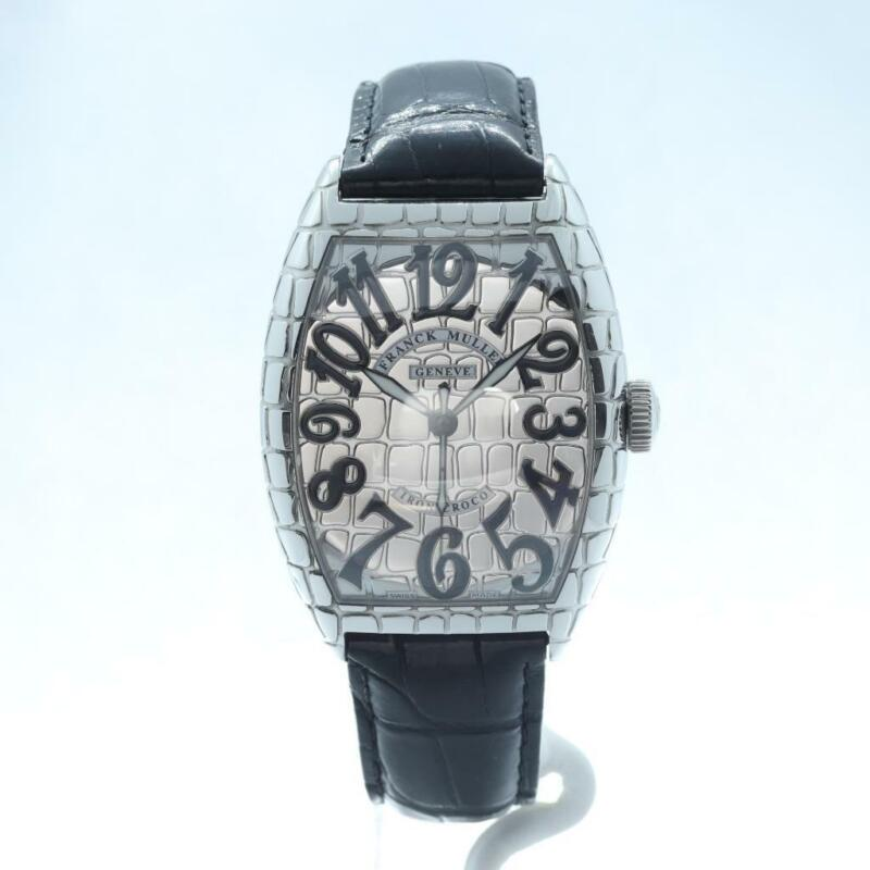 Franck Muller Iron Croco 8880 SC Watch Only - watch picture 1