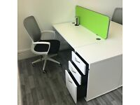 BUSINESS INCUBATOR DESKS AVAILABLE TO RENT NOW - £100 per month