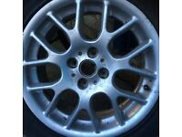 Mg hairpin alloy wheels 4x100 rover vw Honda