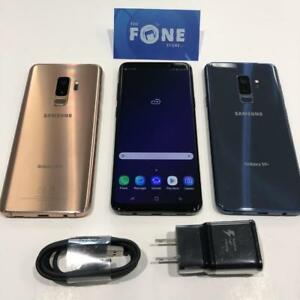 SAMSUNG GALAXY S9 Plus ONLY $849!! UNLOCKED w/WARRANTY!! GRAND SALE FREE BLUETOOTH HEADPHONE CALL 905-826-9737