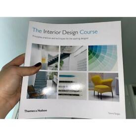 book INTERIOR DESIGN COURSE