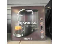Nespresso Vertuo Plus Coffee Machine NEW