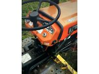 Kubota tractor complete package