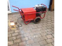 Haverhill welder generator