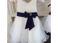 2 baby occasion dresses so pretty