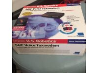 A Genuine 3Comm US Robotics 56K Fax Modem