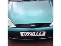 ford focus estate,AUTOMATIC, 1.6, comes with new mot, drives superb