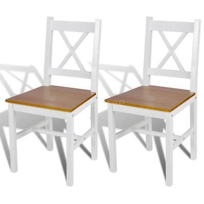 2 Stück Massivholz Esszimmerstuhl Küchenstuhl Holzstuhl Esszimmer Stuhl I0B9 - 9 Stück Esszimmer