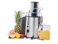 Great condition Andrew James Power Juicer for Whole Fruit and Vegetables