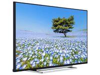 Toshiba 4K Smart TV 43 inch.