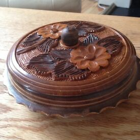 Cute wee wooden box