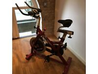 Amazing quality exercise bike for sale. £320 when new. Must collect Monday