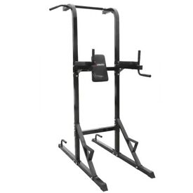 PROFITNESS MULTI USE WEIGHT BENCH, VIAVITO VKR POWER TOWER AND WEIGHTS