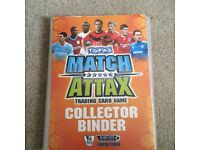 Match Attax and Adrenalyn football cards