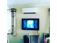 air conditioning sales/service/repairs