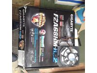GIGABYTE AMD A series socket fm2+ F2A68HM-HD2