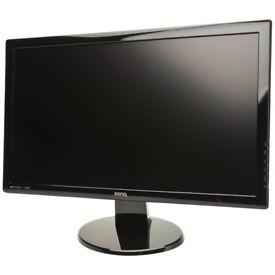 BenQ GL2450 24 inch LED TN Monitor (1920 x 1080, DVI, 12M:1, 5 ms, 1000:1) -