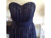 2 bridesmaid/prom dresses